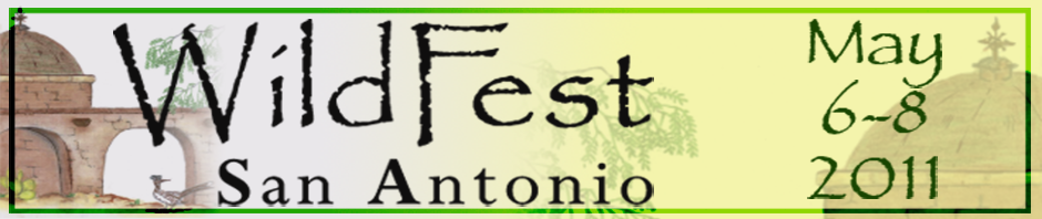 WildFest San Antonio May 6-8, 2011.png